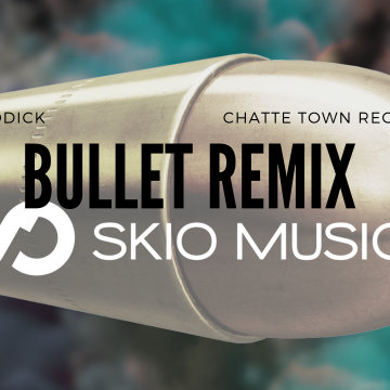 Hyro The Hero - Bullet (CHATTE TOWN RECORDS Remix) Artwork