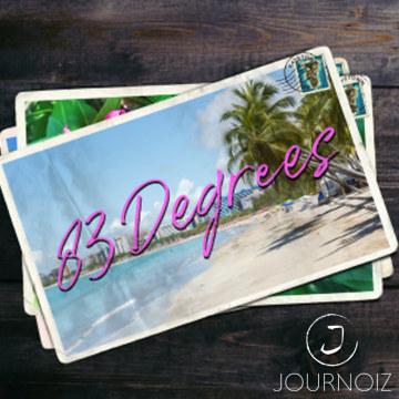 James Kaye - 83 Degrees (Journoiz Remix) Artwork