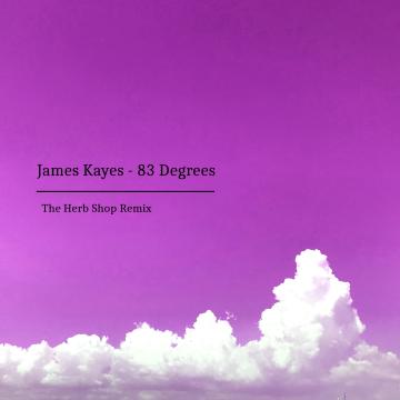 James Kaye - 83 Degrees (The Herb Shop Remix) Artwork