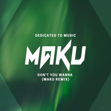 Denny Strickland - Don't You Wanna (MAKU Remix) Artwork