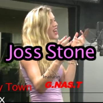 Joss Stone - Molly Town (G.NAS.T Remix) Artwork