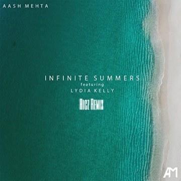 Aash Mehta - Infinite Summers (ft. Lydia Kelly) (Ricz Remix) Artwork