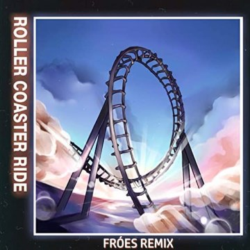 JOWST - Roller Coaster Ride (With Manel Navarro and Maria Celin) (Fróes Remix) Artwork