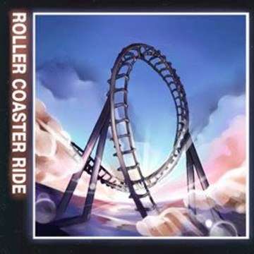 JOWST - Roller Coaster Ride (With Manel Navarro and Maria Celin) (Joaqzz Remix) Artwork