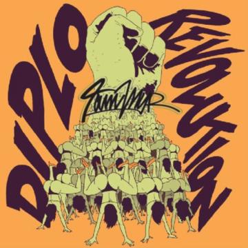 IAMMYR - Revolution - Diplo (feat. Faustix & Imanos And Kai) House Edit Artwork