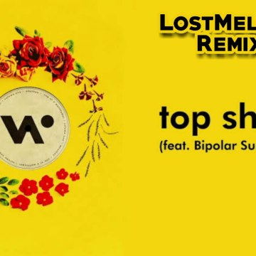 Whethan - Top Shelf (feat. Bipolar Sunshine) (LOST MELODY MUSIQUE Remix) Artwork