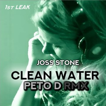Joss Stone - Clean Water (Peťo D Remix) Artwork