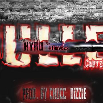 Hyro The Hero - Bullet (Chucc Dizzle Remix) Artwork