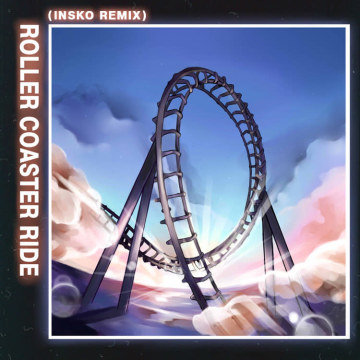 JOWST - Roller Coaster Ride (With Manel Navarro and Maria Celin) (Insko Remix) Artwork