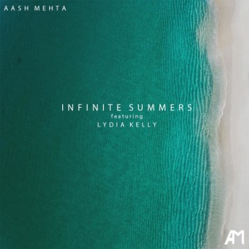 Aash Mehta - Infinite Summers (ft. Lydia Kelly) (Happyman Remix) Artwork