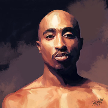 Album one god - 2pac-outlaw-u-can-be-touched Artwork