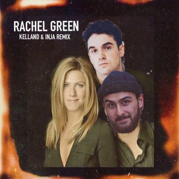 Ruben Young - Rachel Green ft. Hodgy (Kelland & Inja Remix) Artwork