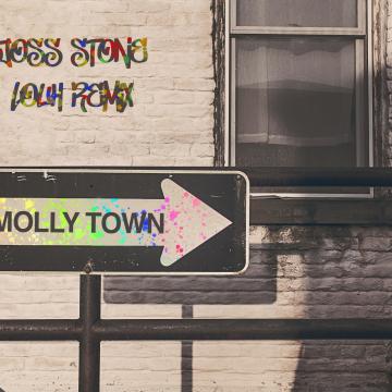 Joss Stone - Molly Town (Lou'H Remix) Artwork