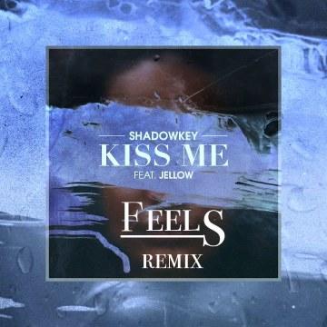 SHADOWKEY - Kiss Me (feat. Jellow) (Feels Remix) Artwork