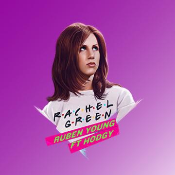 Ruben Young - Rachel Green ft. Hodgy (Olaf Bars Remix) Artwork