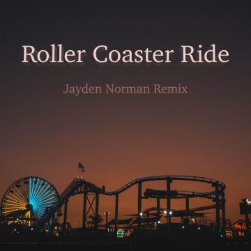 JOWST - Roller Coaster Ride (With Manel Navarro and Maria Celin) (Jayden Norman Remix) Artwork
