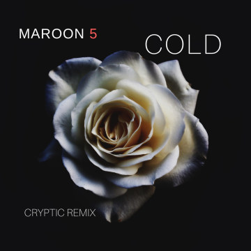 C R Y P T I K - Cold - Maroon 5 (Remix) Artwork