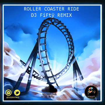 JOWST - Roller Coaster Ride (With Manel Navarro and Maria Celin) (DJ FiFTÿ Remix) Artwork