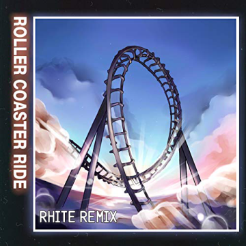 JOWST - Roller Coaster Ride (With Manel Navarro and Maria Celin) (RHITE Remix) Artwork