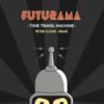 Peter Cloud - Futurama - Time Travel Machine (Peter Cloud Remix) Artwork