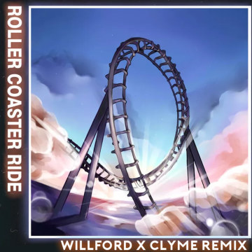 JOWST - Roller Coaster Ride (With Manel Navarro and Maria Celin) (Willford & Clyme Remix) Artwork