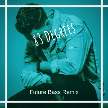 James Kaye - 83 Degrees ([CUBE] Remix) Artwork