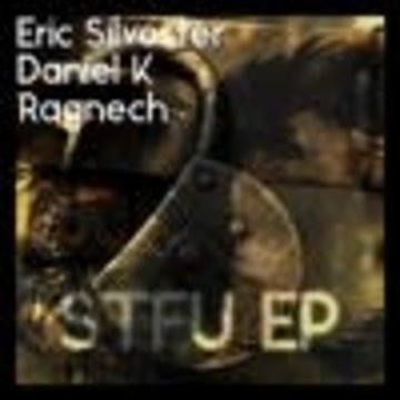 Daniel K Universe - STFU (Daniel K Universe Remix) - Eric Silvester Artwork
