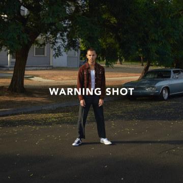 Jordan Tariff - Warning Shot Artwork