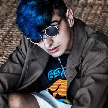ARIA - Bleu Chanel (AryaWizz Remix) Artwork