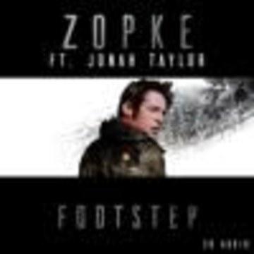 Zopke - Zopke - Footstep (ft. Jonah Taylor)[3D Sound] Artwork