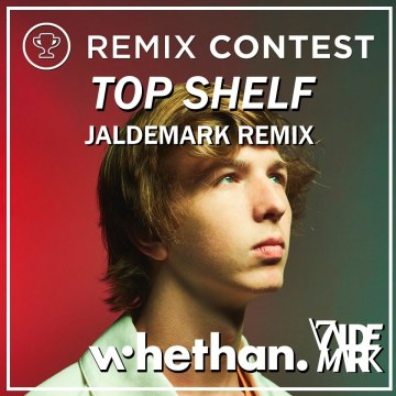 Whethan - Top Shelf (feat. Bipolar Sunshine) (Jaldemark Remix) Artwork