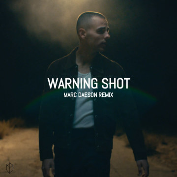 Jordan Tariff - Warning Shot (Marc Daeson Remix) Artwork