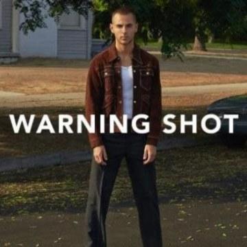 Jordan Tariff - Warning Shot (DELUXE Remix) Artwork