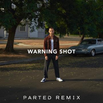 Jordan Tariff - Warning Shot (Parted Remix) Artwork