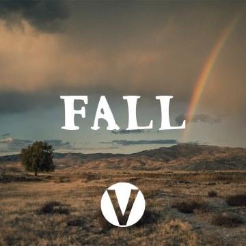 SHADOWKEY & LITTLE THIEVES - Fall (V E R S O Remix) Artwork