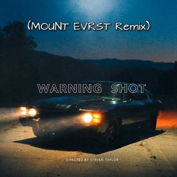 Jordan Tariff - Warning Shot (Mount Evrst Remix) Artwork