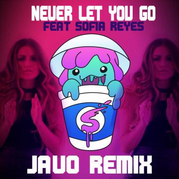 Slushii - Never Let You Go (feat. Sofia Reyes) (Javo Remix) Artwork