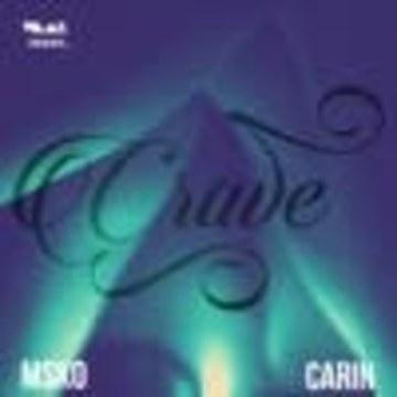 WeAreMonicanSpies - MSKO - Crave Feat. Carin Artwork