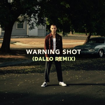 Jordan Tariff - Warning Shot (Dallo Remix) Artwork