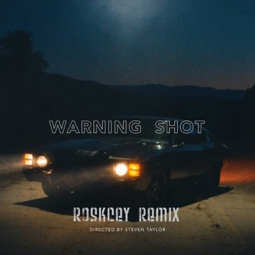 Jordan Tariff - Warning Shot (Roskcey Remix) Artwork