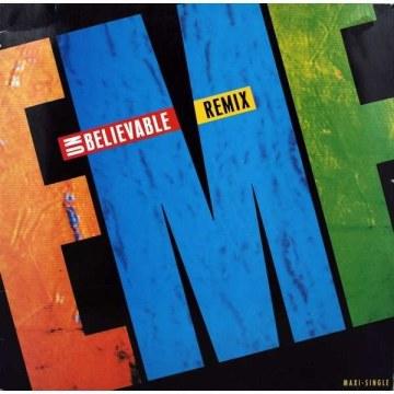 EMF - Unbelievable (Jay Wells Remix) Artwork