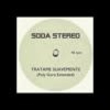Master Beat Remix - Soda Stereo - Tratame Suavente (Poly Gore Extended) Artwork