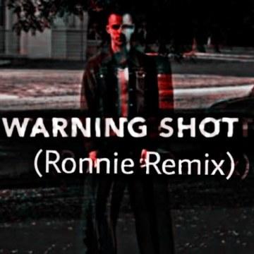 Jordan Tariff - Warning Shot (Ronnie Remix) Artwork
