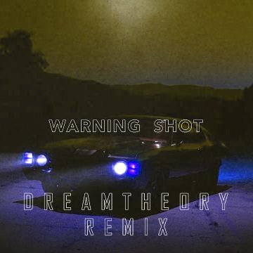 Jordan Tariff - Warning Shot (Dreamtheory Remix) Artwork