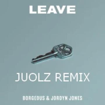 Borgeous & Jordyn Jones - Leave (juolz Remix) Artwork