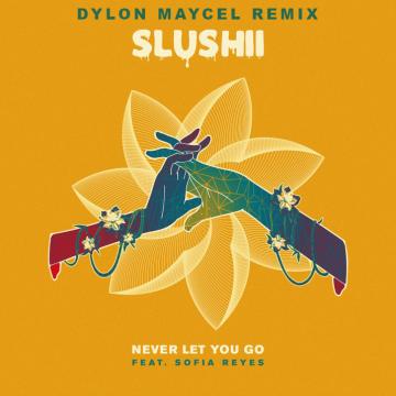 Slushii - Never Let You Go (feat. Sofia Reyes) (Dylon Maycel Remix) Artwork