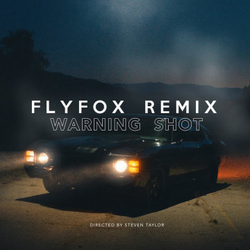 Jordan Tariff - Warning Shot (FlyFox Remix) Artwork