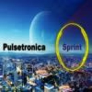 Pulsetronica - Sprint Artwork