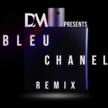 ARIA - Bleu Chanel (D.M.PRESENTS Remix) Artwork