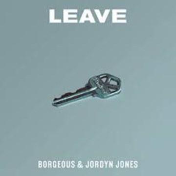 Borgeous & Jordyn Jones - Leave (Luma Remix) Artwork